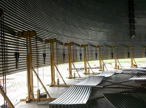 Grain Bin Failure and Repair Solutions in the Midwest